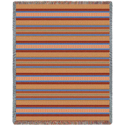 Saddleblanket Sky Blanket