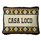 Casa Loco Pillow