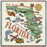 Florida State Small Blanket