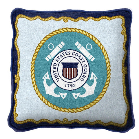 US Coast Guard Pillow