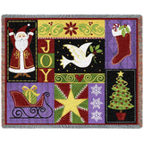 Christmas Icons Blanket