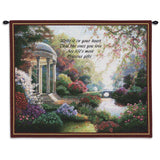 Precious Gifts Wall Tapestry With Rod