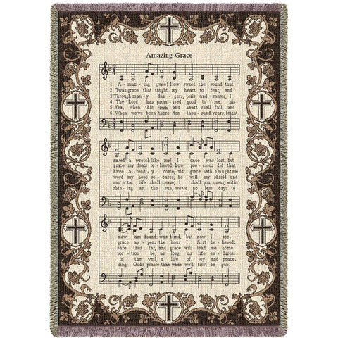 Amazing Grace Blanket