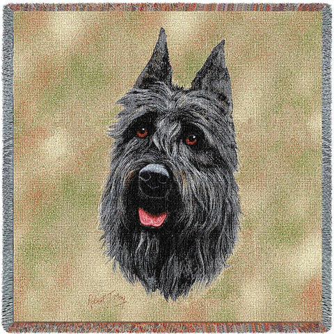 Bouvier des Flandres Small Blanket