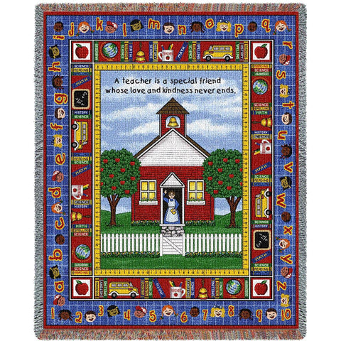 School Days Blanket