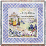 True Friend Small Blanket