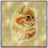 Cameo Persian Small Blanket