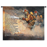 United We Stand Wall Tapestry With Rod
