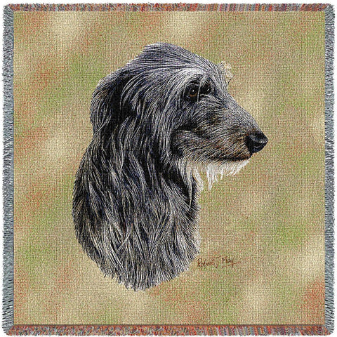 Scottish Deerhound Small Blanket