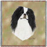 Japanese Chin Small Blanket