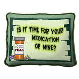 Medication Pillow