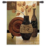 Natures Patchwork I Wall Tapestry