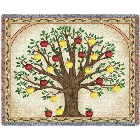 Family Tree Blanket