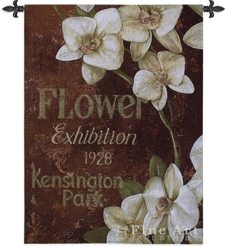 Kensington Exhibition Wall Tapestry