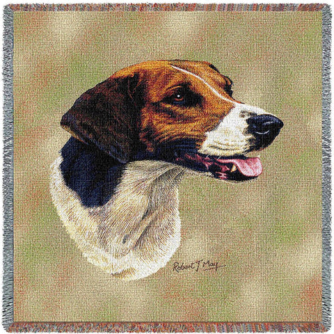 English Foxhound Small Blanket