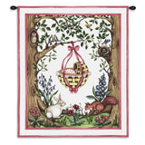 Rock A Bye Pink Wall Tapestry With Rod