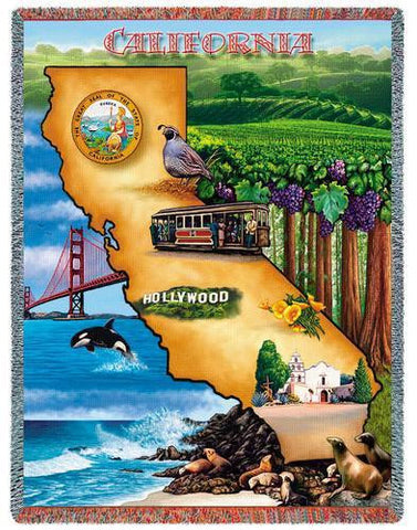 California Blanket
