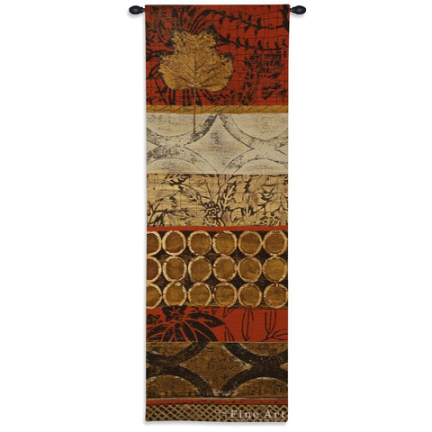 Autumn Fusion I Wall Tapestry