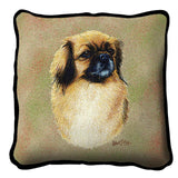 Tibetan Spaniel Pillow Cover