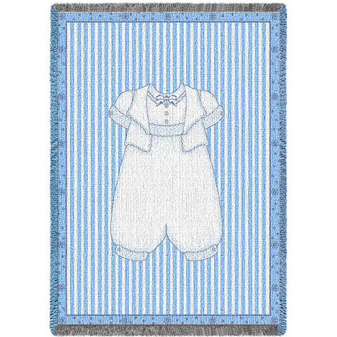His Layette Small Blanket