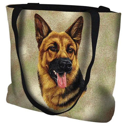 German Shepherd 2 Tote Bag