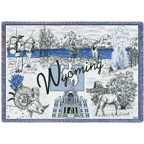 Wyoming Blanket