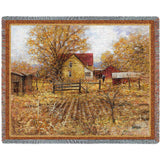 Homestead Tapestry Blanket