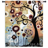 June Tree Medium Wall Tapestry