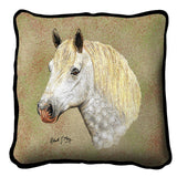 Percheron Pillow Cover