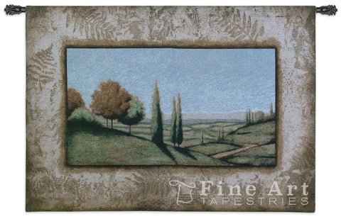 Cypress Vista I Wall Tapestry