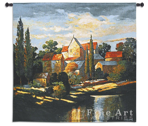 Autumn Memories Small Wall Tapestry