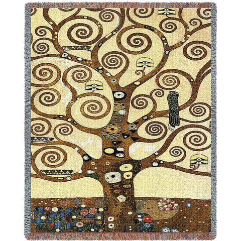 Tapestry Landscape Wool and Cotton Wall Tapestry