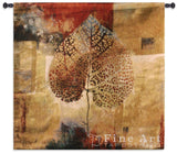 Abstract Autumn Small Wall Tapestry