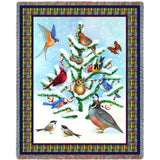 Bird Haven Blanket