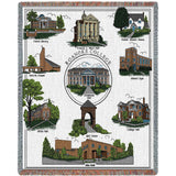 Roanoke College -Assortment Stadium Blanket