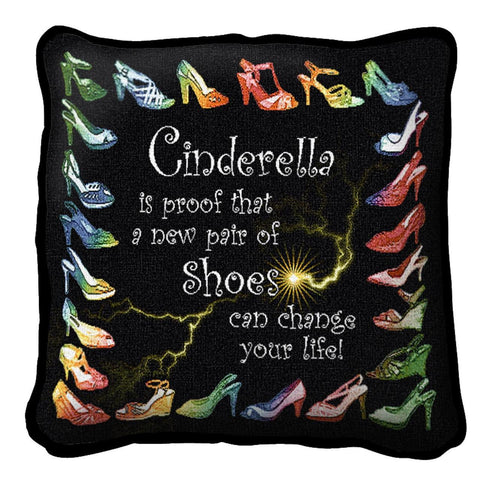 Cinderella Pillow