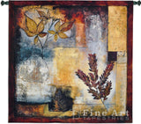 Organic Autumn Large Wall Tapestry