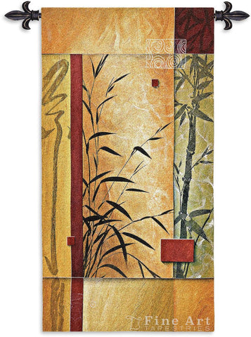 Garden Dance II Wall Tapestry