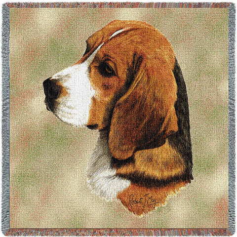 Beagle Small Blanket