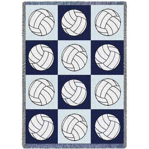 Volleyballs Blanket