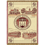 Boston College -Building Assortment Stadium Blanket