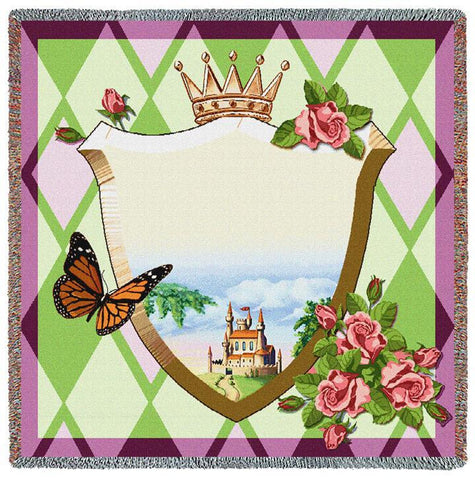 Fairest in the Land Lollipop Small Blanket