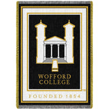Wofford College Stadium Blanket