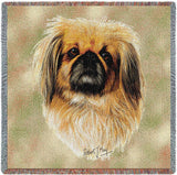 Pekingese Small Blanket