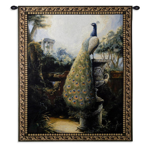 Luogo Tranquillo Small Wall Tapestry With Rod