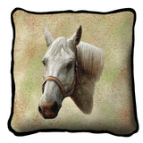 Quarter Horse Pillow Cover