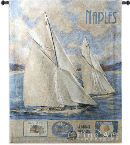 Naples Wall Tapestry