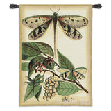 Lt Whimsical Dragonfly I Wall Tapestry