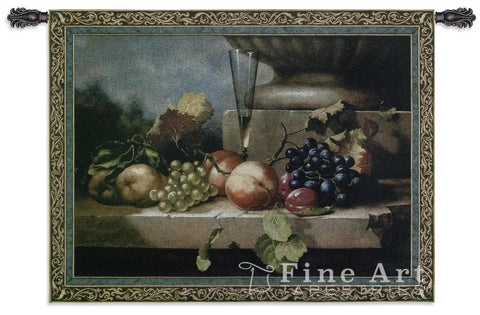 Grapes Of Venice Small Wall Tapestry