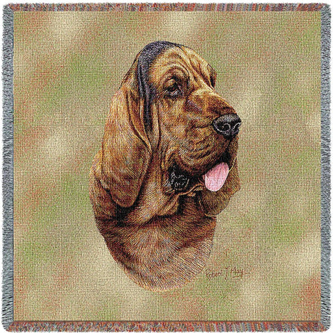 Bloodhound Small Blanket